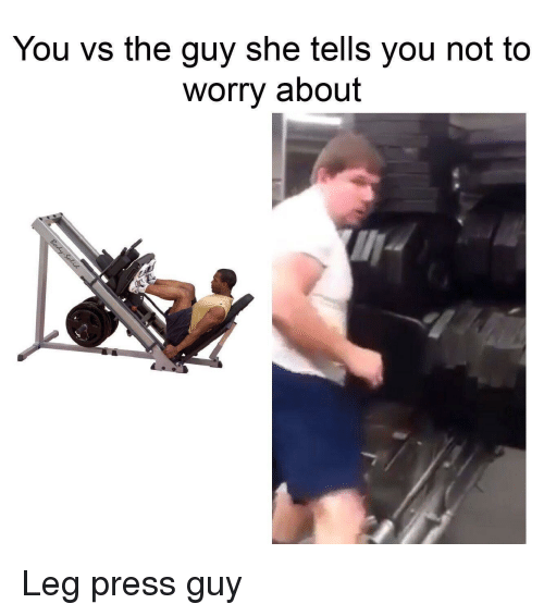 Reddit, She, and You: You vs the guy she tells you not to  worry about
