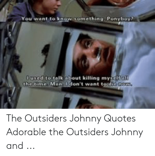 Quotes From The Outsiders 6