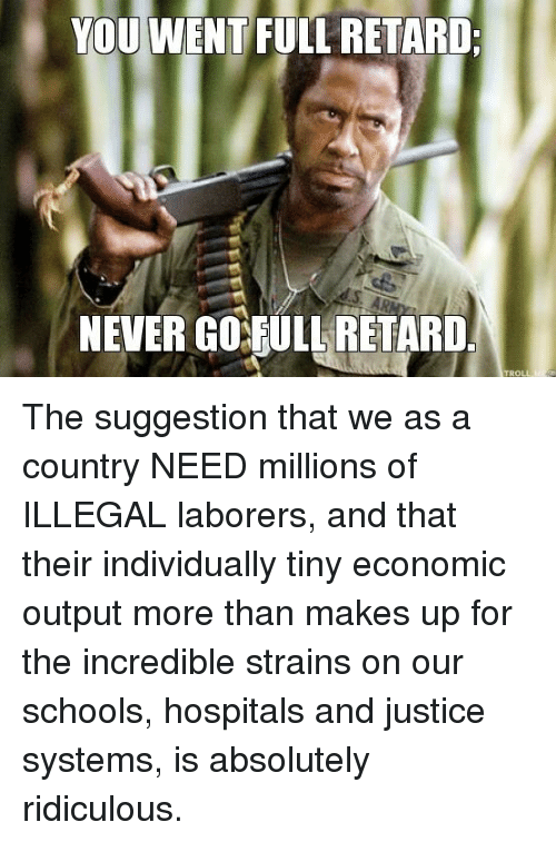Troll, Justice, and Never: YOU WENT FULL RETARD:  NEVER COFULL RETARD  TROLL
