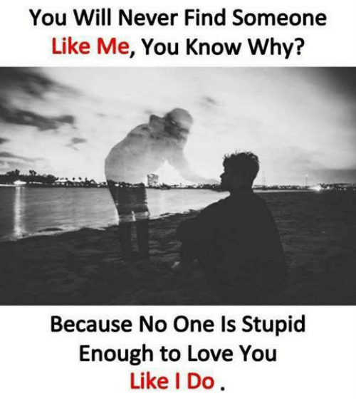 why to like someone