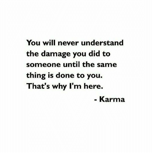 Image result for that's why i'm here -- karma