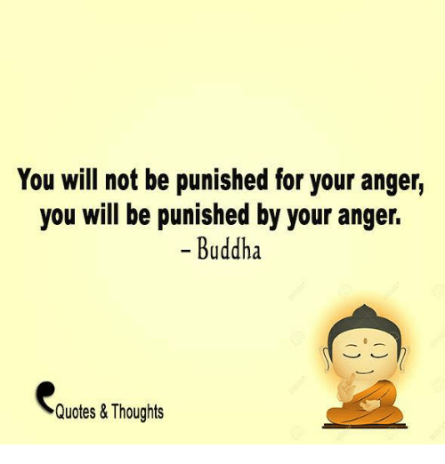 Quotes About Anger And Rage: 25+ Best Buddha Quotes Memes