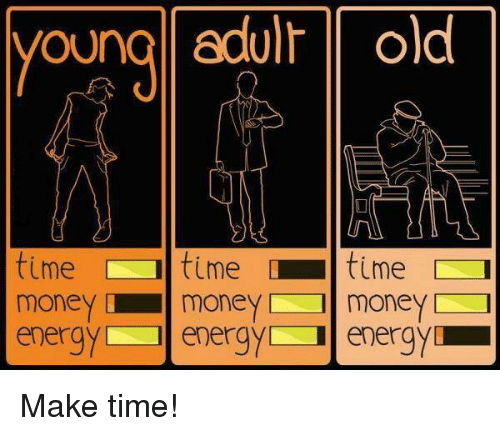 Making time for dating as a young adult