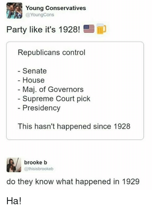 Young Conservative