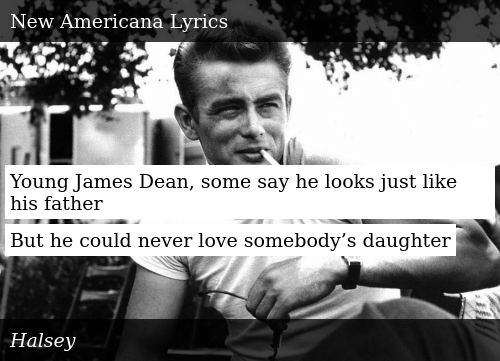 Young James Dean Some Say He Looks Just Like His Father but