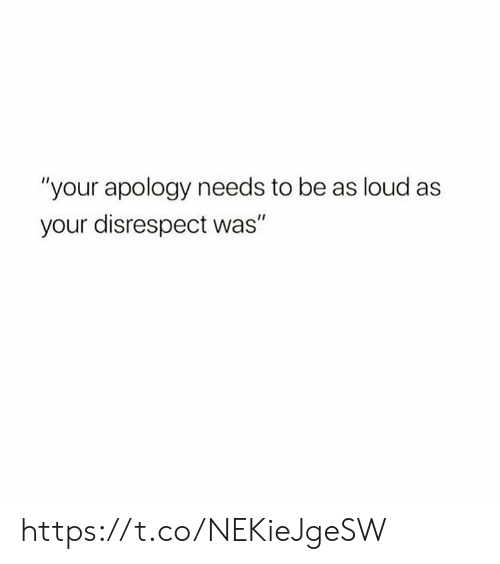 """Memes, Apology, and 🤖: """"your apology needs to be as loud as  your disrespect was"""" https://t.co/NEKieJgeSW"""