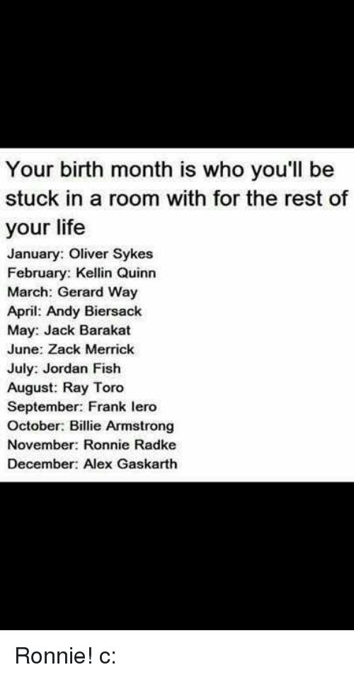 Andy biersack date of birth in Melbourne