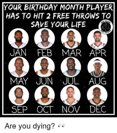 25+ Best Memes About Birthday Month   Birthday Month Memes