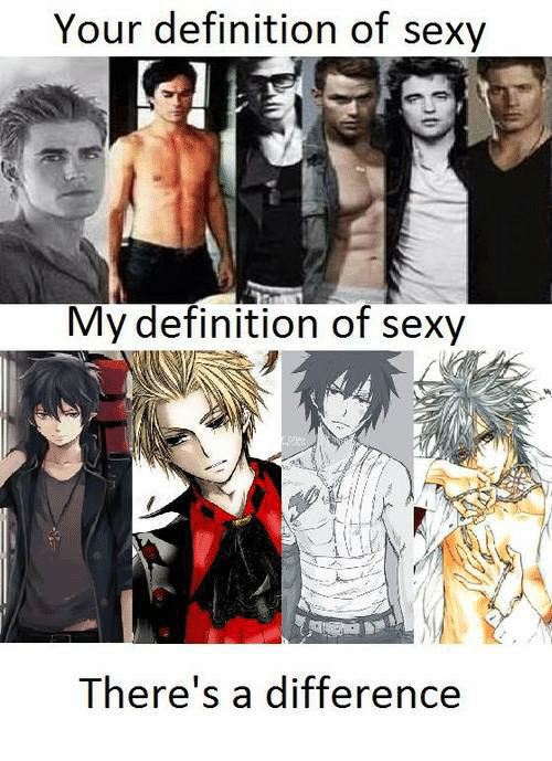 Definition for sexy