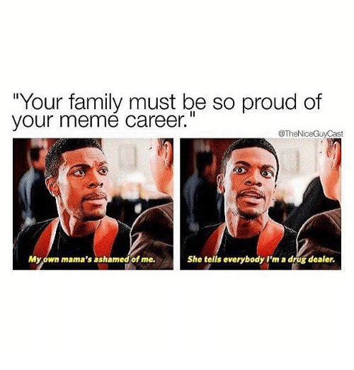 Image result for memes about your family