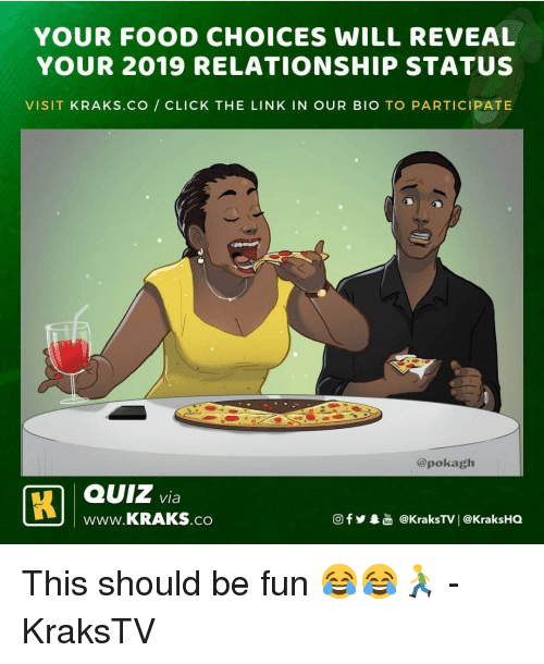 what is our relationship status quiz