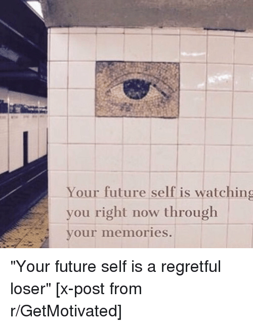 how to meet your future self