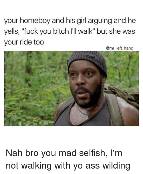 fuck you homeboy