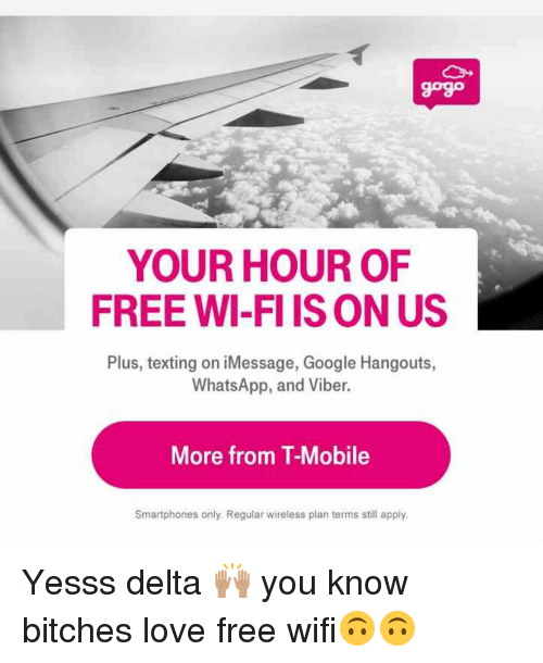 Google Memes And T Mobile Your Hour Of Free Wi Fi
