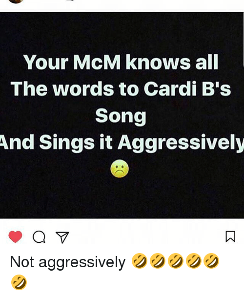 Tongue Cardi Bs: Search The Words Memes On SIZZLE