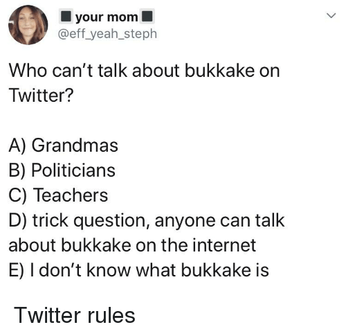Final, your mom in a bukkake happiness