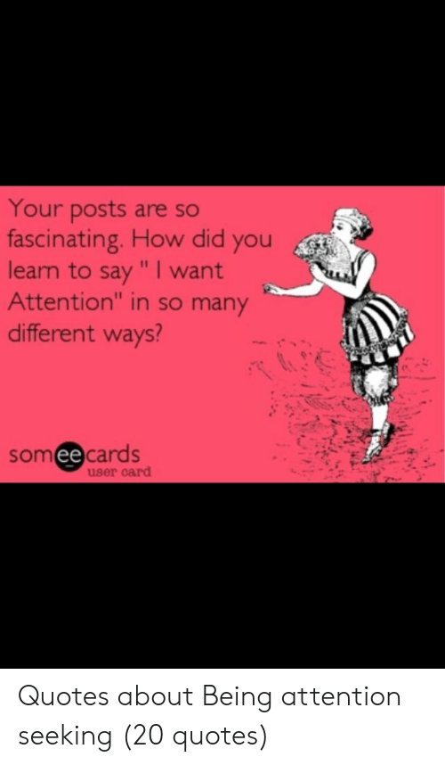 Your Posts Are So Fascinating How Did You Learn to Say I ...