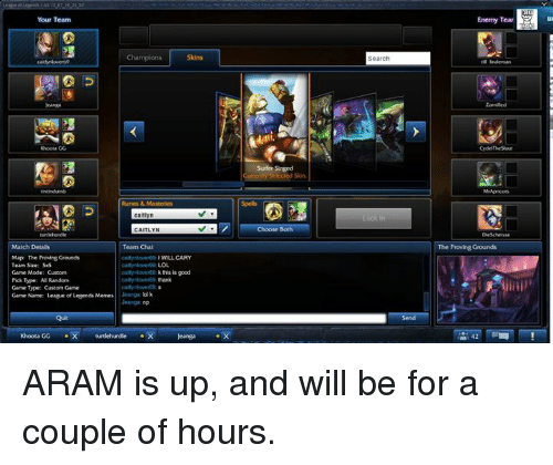 Your Team Match Details Team Chat WILL CARY Map the Proving