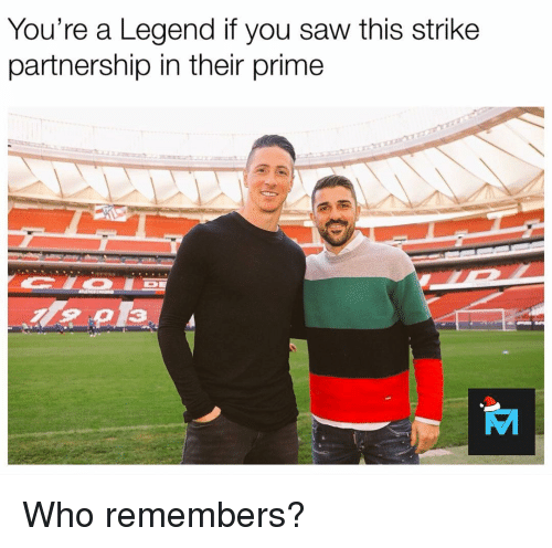 Memes, Saw, and 🤖: You're a Legend if you saw this strike  partnership in their prime Who remembers?