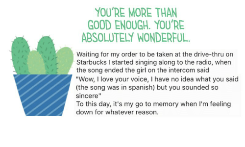 Songs about love not being enough