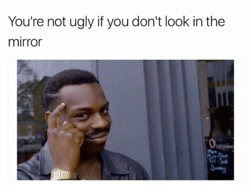 how to tell if you re ugly or not