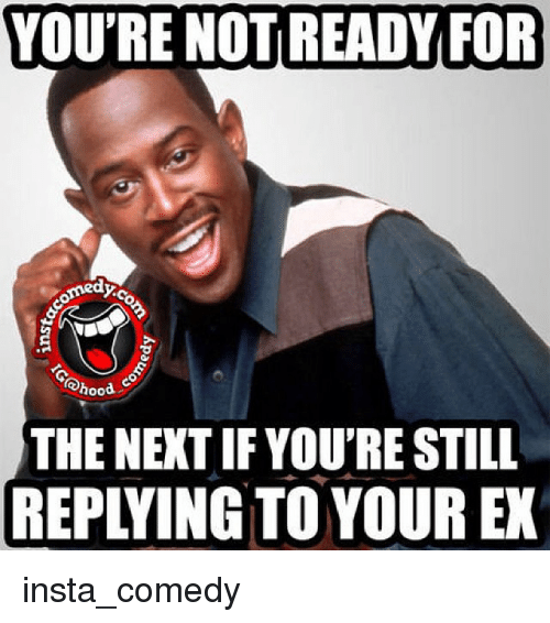 Meme ex get cant over 5 Ways