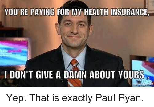 Image result for paul ryan memes