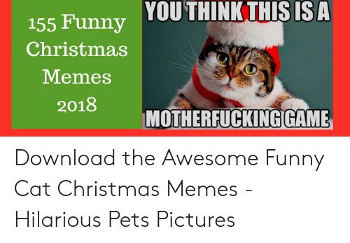 Funny Christmas Memes 2018.Youthink This Isa 155 Funny Christmas Memes 2018