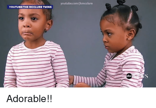 youtube com kmcclure youtube the mcclure twins ab s adorable 5724469 ✅ 25 best memes about the mcclure twins the mcclure twins memes,Mcclure Twins Meme