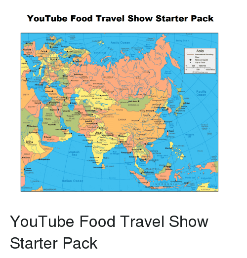Youtube Map Of Ireland.Youtube Food Travel Show Starter Pack Ireland Vrangely Bering Sea