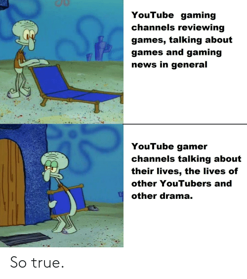 YouTube Gaming Channels Reviewing Games Talking About Games and
