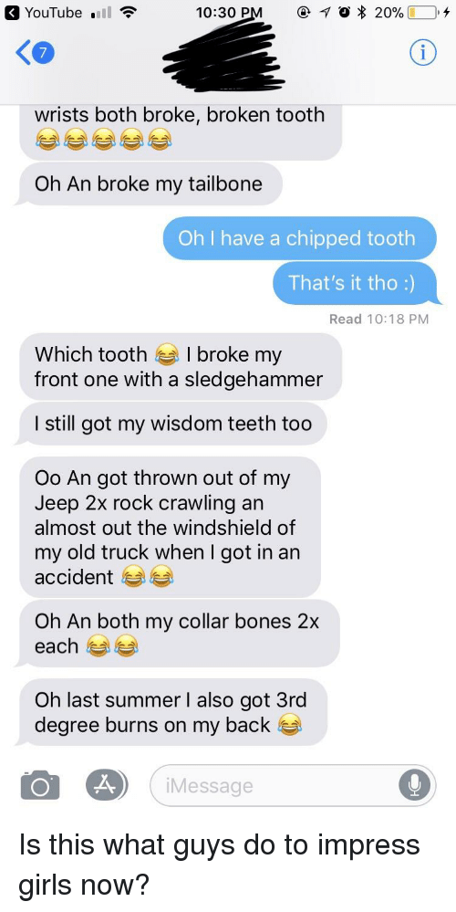 25+ Best Memes About Chipped Tooth