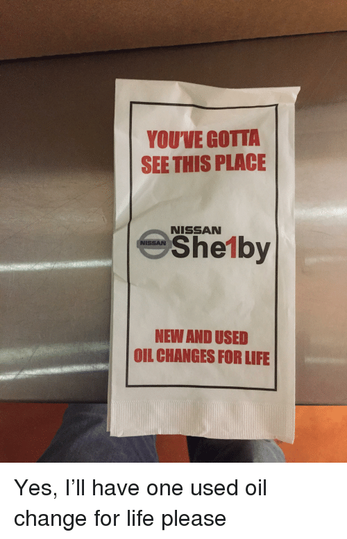 Nissan Of Shelby >> You Ve Gotta See This Place Nissan Shelby Nissan New And Used Oil