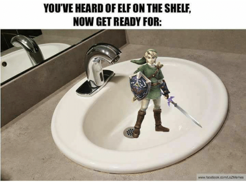Elf, Elf on the Shelf, and Memes: YOU'VE HEARD OF ELF ON THE SHELF  NOW GET READY FOR:
