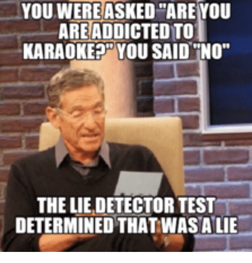 youwere asked are you are addicted to karaoke you said 17917805 ✅ 25 best memes about karaoke meme karaoke memes