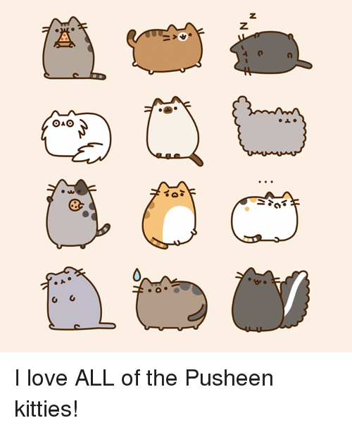 z z 40 010 ao fo a i love 4150024 ✅ 25 best memes about pusheen kitty pusheen kitty memes