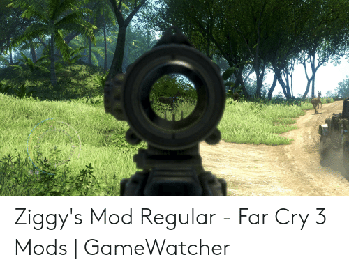 Ziggy's Mod Regular - Far Cry 3 Mods | GameWatcher | Far Cry
