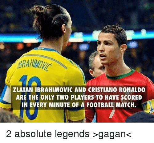 There Is Only One Zlatan: 25+ Best Zlatan Ibrahimovic Memes