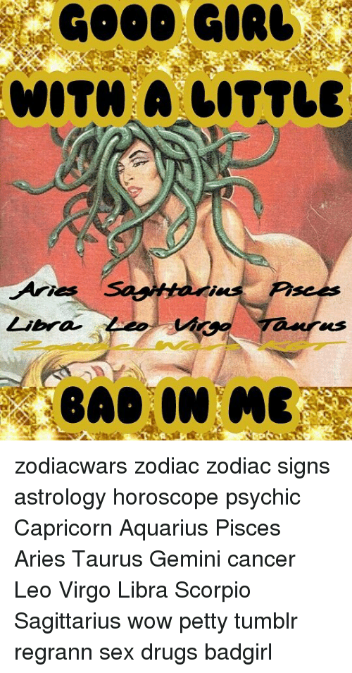 Zodiac sign capricorn and pisces sexual orientation