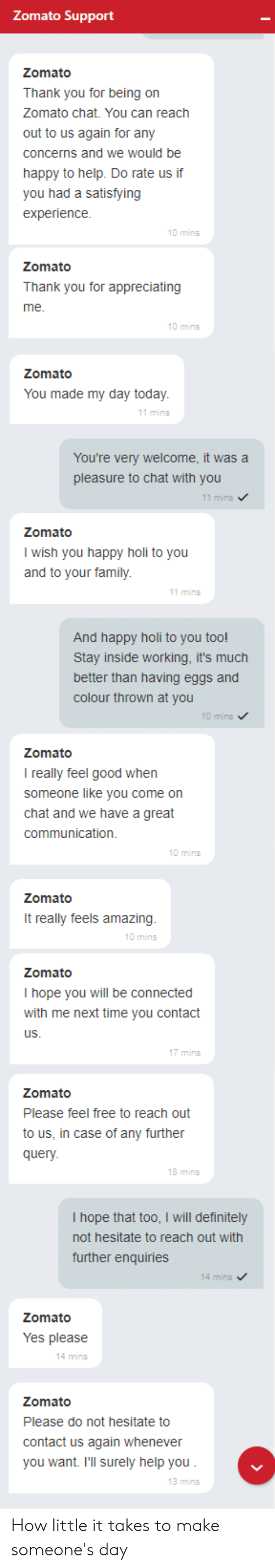 Definitely, Family, and Thank You Zomato Support Zomato Thank you for  being on